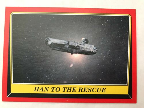 Star Wars Rogue One Mission Briefing #66 Han to the Rescue NrMint-Mint