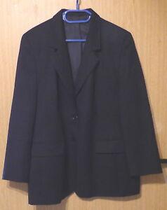 Blazer-Damen-Blazer-Jacke-Damenjacke-Sommerjacke-Groesse-22