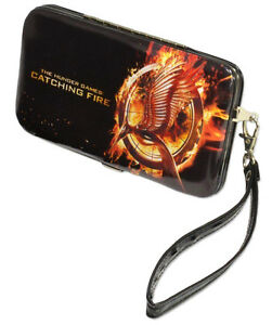 Details About New Neca The Hunger Games Catching Fire Iphone Wallet Case Wristlet