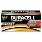Duracell Mn1500b24 Coppertop Alkaline Batteries AA Durmn1500b24