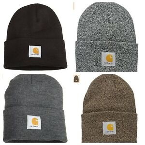 85f35560be15d Carhartt Men s Acrylic Beanie Watch Hat A18 One Size Assorted Colors ...