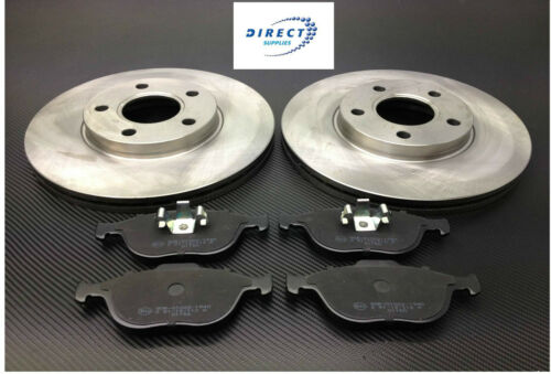 FORD TRANSIT CONNECT 1.8 1.8 TDCI TDDI FRONT BRAKE DISCS AND PADS SET