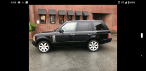 2005 Land Rover Range Rover HSE Westminster Edition.