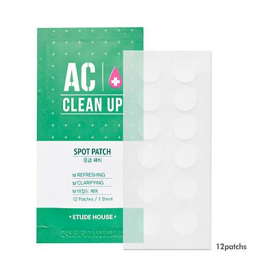 ETUDE HOUSE AC Clean Up Spot Patch for Troble 1pcs 12patch