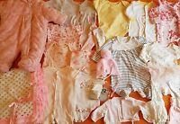 *F*A*B* Designer newborn girl bundle* Mothercare *Next*Lily&Dan*BHS*H&M*Mammas&p
