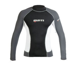 Mares UV Protection 50 Trilastic Rash Guard Long Sleeve TRILASTIC MAN 412972