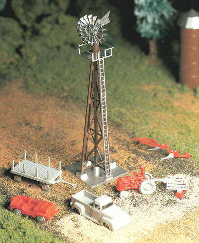 Bausatz für Windrad mit Zubehör Bachmann 45603 Spur 0