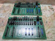 Nakamura Tw 20 Cnc Lathe Omron Relay Board 0127070 7b 0127067 7c Warranty