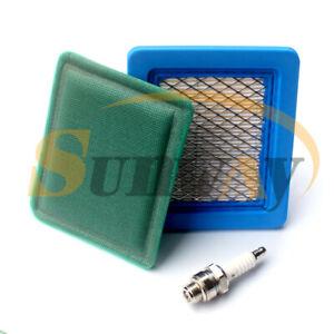 Filtre à air Kit pour Briggs Stratton Quantum 3 à 6 CV Rep 491588 31749 399959