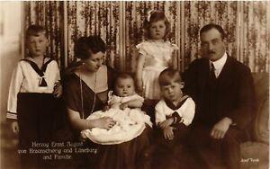 CPA-AK-Familie-v-Braunschweig-GERMAN-ROYALTY-867982