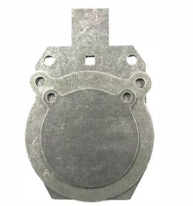 "AR500 Steel Target Gong 1//8/"" X 12/"""
