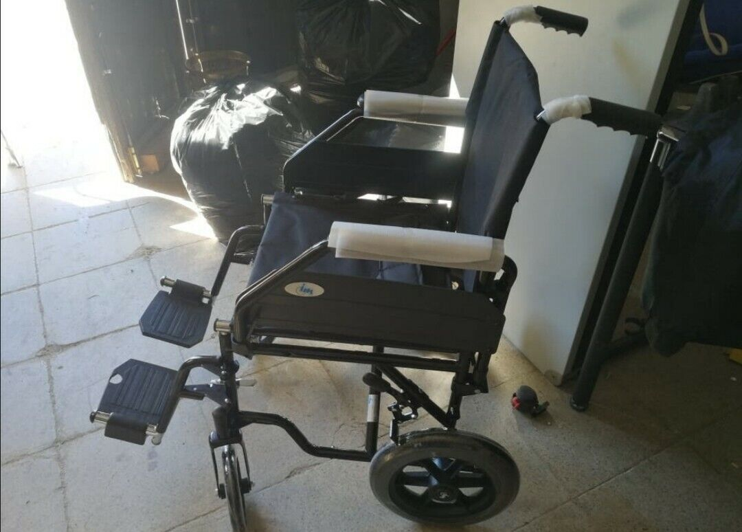 s l1600 - Silla de ruedas plegable