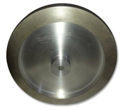 "1200 grit 10/"" Tornado CBN Wheel waterless"