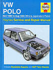 Volkswagen Polo (90-94) Service and Repair Manual by A. K. Legg, Spencer Drayton (Hardback, 1996)