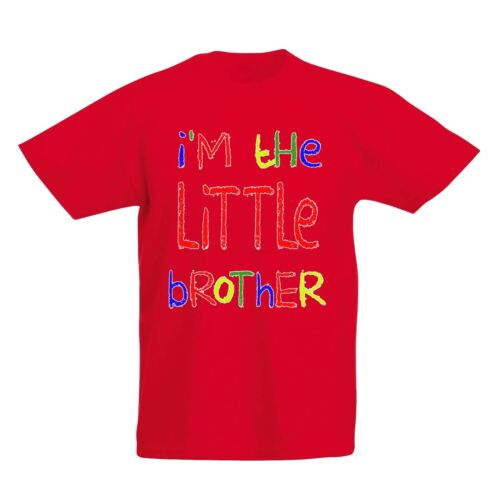 I/'m The LITTLE Brother Funny bargain present tee Kids gift Boys T-Shirt Baby boy