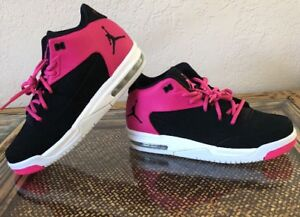 best deals on 2caad 698b3 NEW Nike Air Jordan Flight Origin 3 (GS) 820250-017 Black Pink