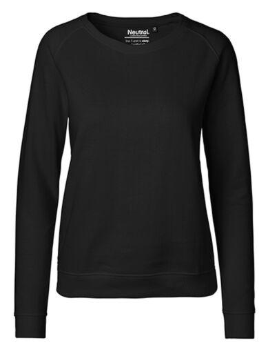 Damen Sweatshirt aus 100/% fair gehandelter Bio Baumwolle Pullover Pulli
