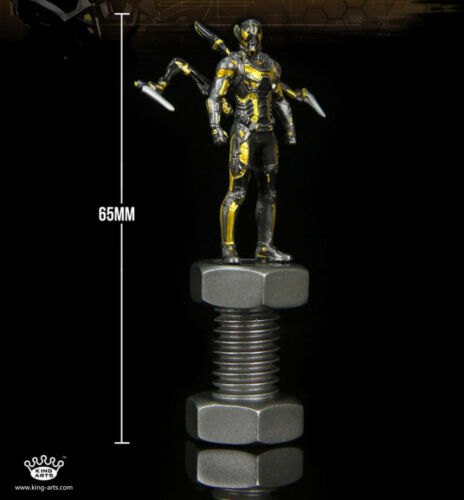 6.5cm Marvel Avengers Ant Man Civil War Super Hero Tiny Antman Figure Toys