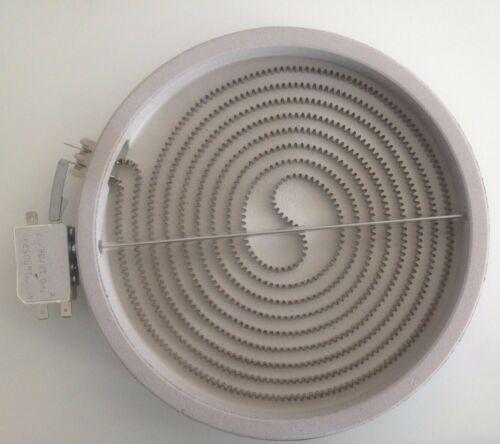 Ø23cm Eika 2302032812 Strahlheizkörper 2300 Watt