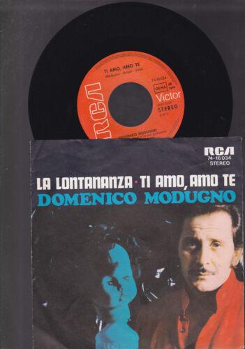 1 von 1 - Domenico Modugno - La Lontananza