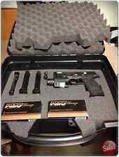 Gun Protector Hard Case 4 Pistol Handgun Storage Durable Briefcase Heavy Duty