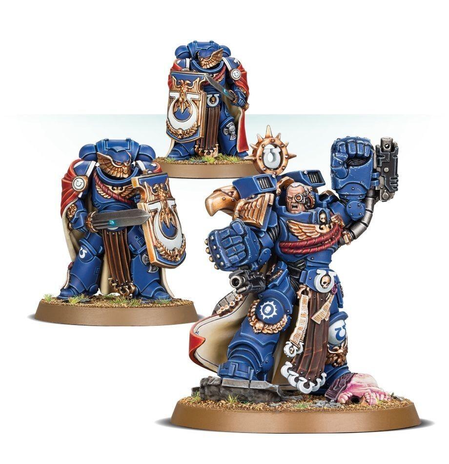 Marneus Calgar Ultramarines Warhammer Pro Painted Made To Order High Tabletop...