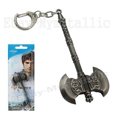 Final Fantasy XIV Weapon Key Ring Chain Cospaly Size L  #03