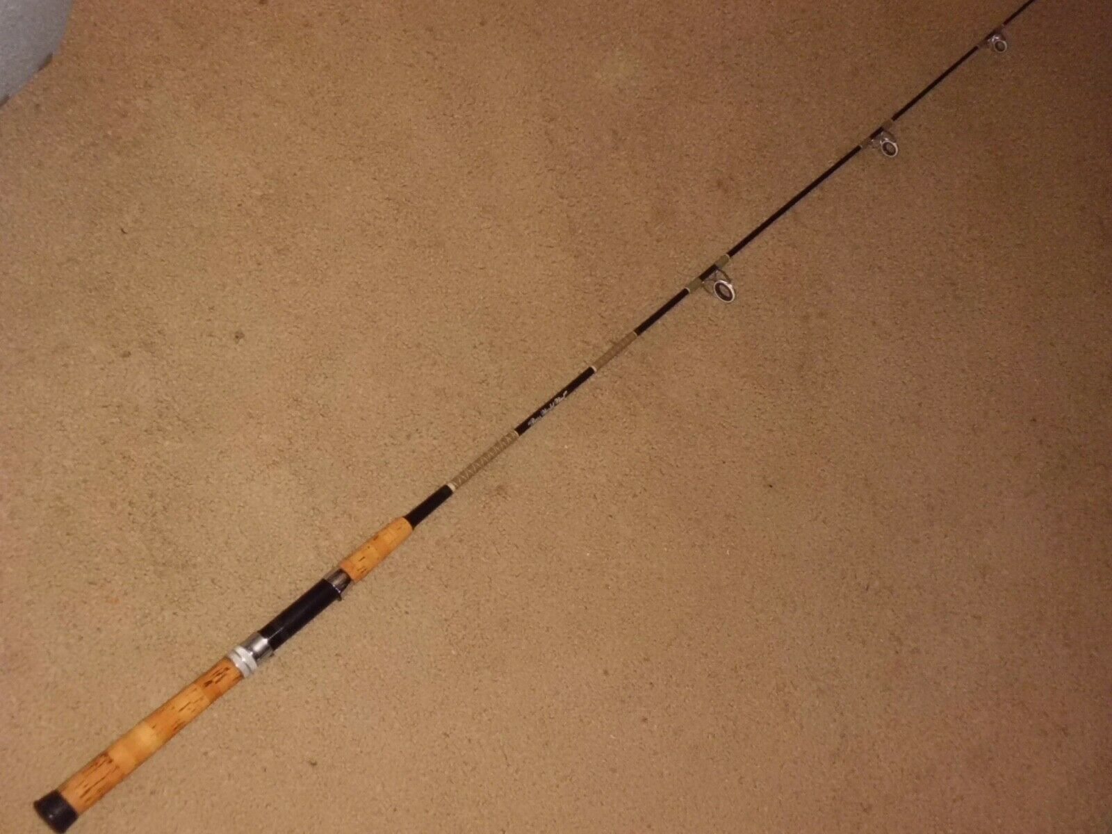 Vintage  Bass World West  Pro Graphite SG  Spinning 5-1 2' Rod made in USA  sale online