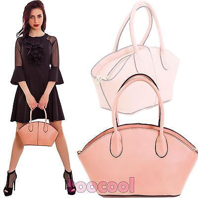 Damentaschen handbag griffe handtasche zubehör Ökoleder moda neu F1009