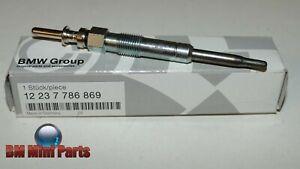 BMW 1x Genuine Ignition Glow Plug 12237786869