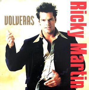 Ricky-Martin-CD-Single-Volveras-France-EX-M