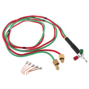 Schmuck-Juweliere-Mini-Gas-Little-Torch-Schweissen-Loeten-Schneiden-w-5-Tipps-ZV