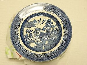 Details about SET OF 6 Blue Willow CAVALIER IRONSTONE 10