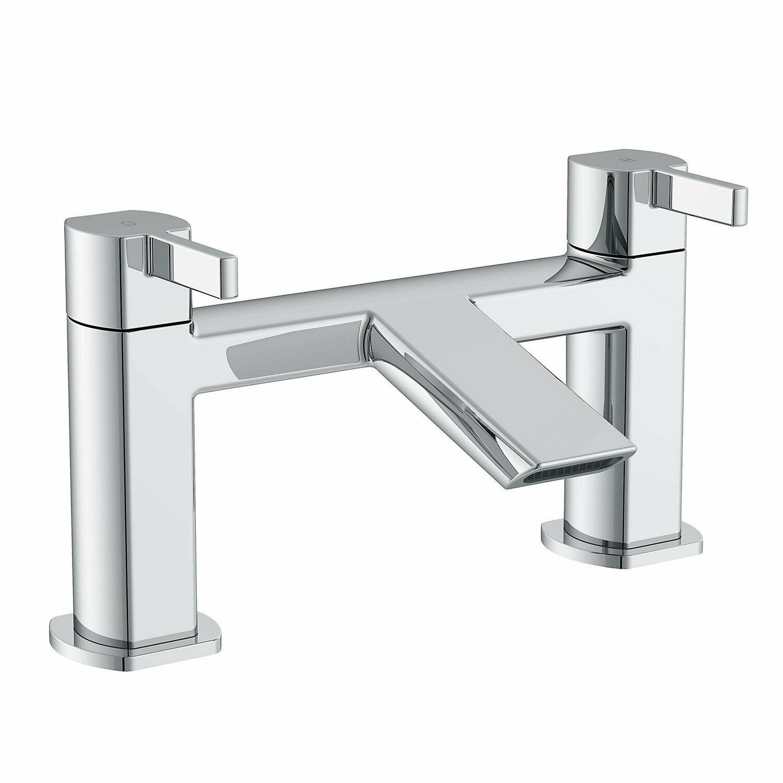 Airlie finitura cromata Miscelatore rubinetto vasca da bagno NUOVO