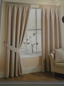 Belfield-Furnishings-Rico-Mink-Chenille-Pencil-Pleat-Lined-Curtains-amp-Tiebacks