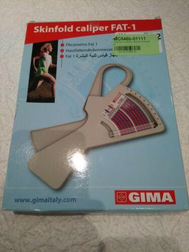 VV-66GB GIMA 5201 Fat 1 Skinfold Messchieber Körperfettmessgerät
