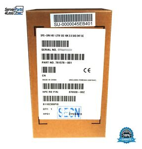 781578-001-HPE-1-2TB-12G-SAS-10K-SFF-2-5-034-SC-HD-781518-B21-FACTORY-SEALED