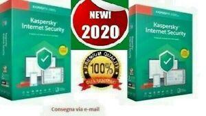 Kaspersky-Internet-security-1-PC-1-Anno-originale-invio-via-Email