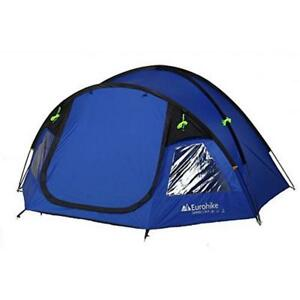 New Eurohike Cairns 2 Deluxe Tent Camping Gear Equipment