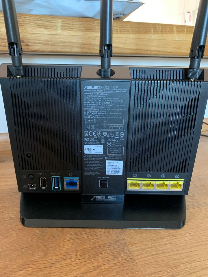 Modem, wireless, Asus