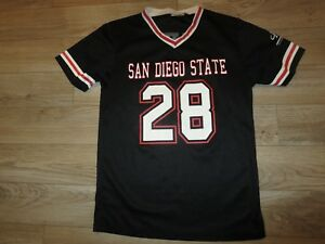 best cheap bee31 a01a8 Details about Marshall Faulk #28 San Diego State Aztecs Jersey Youth M  10-12 medium