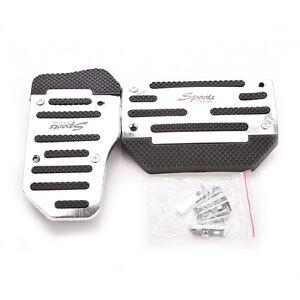 Non-Slip-Automatic-Transmission-Car-Pedal-Cover-Set-For-Brake-Accelerator-SQ6Q