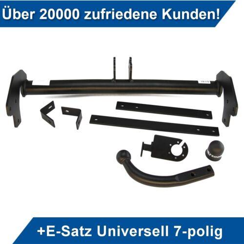 Kpl AHK Für Toyota ProAce I 13-16 Anhängerkupplung starr+ES 7p uni
