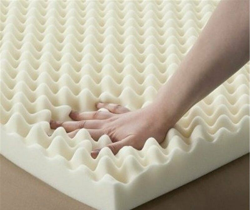 Egg Box Mattress Topper or Overlay - ON SALE. Available in 3 Sizes