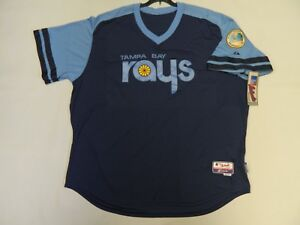 hot sales bf901 c2093 Details about Authentic Tampa Bay Devil Rays