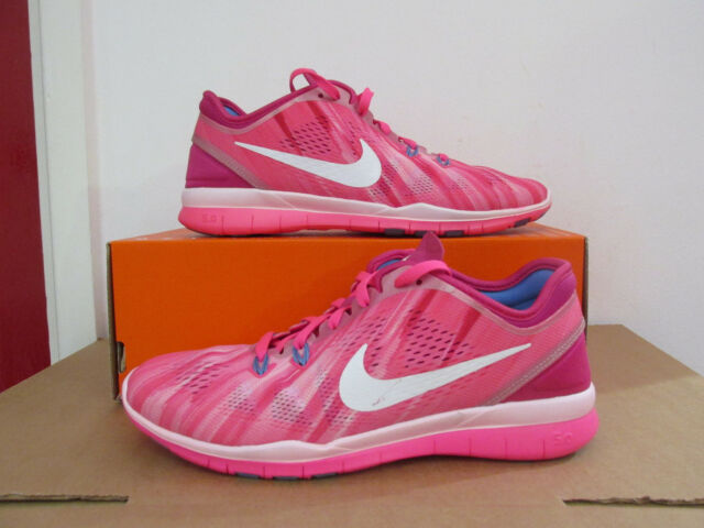 f282a49093a90 nike womens free 5.0 TR FIT 5 PRT running trainers 704695 601 sneakers  CLEARANCE