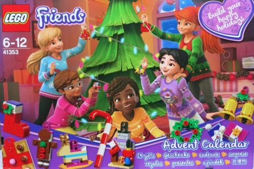 Lego 41353-Advent calendar lego friends