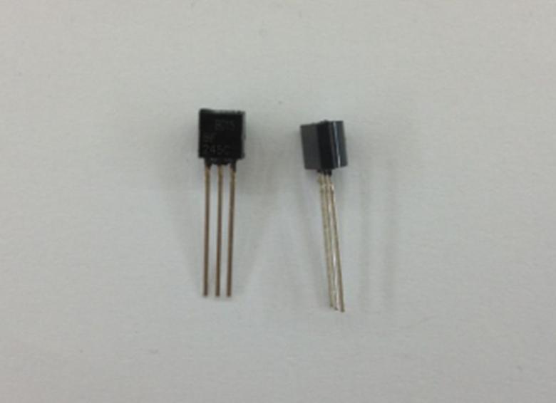 4Stück  BF245C Transistor JFET N-Kanal  TO-92