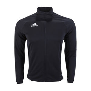Details about adidas Youth Tiro 17 Training Jacket BlackWhite BJ9296