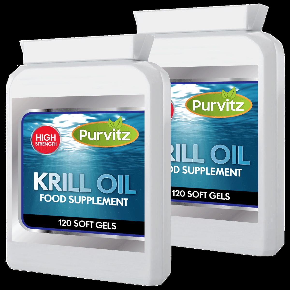 100% Rein Rot Krill Krill Krill Öl Kapseln 500mg Große Stärke 03c4a5